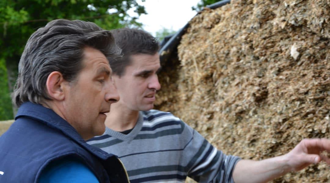 Évaluer la qualité des fourrages par leur odeur