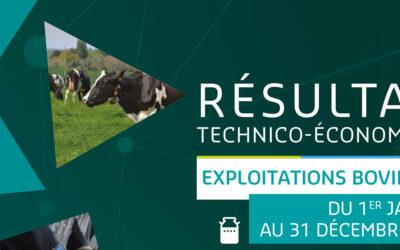 Résultats Technico-Économiques 2019 de la ferme Eilyps