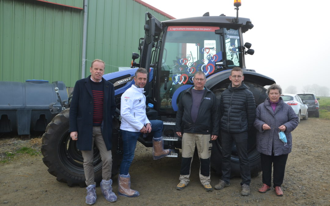[RETOUR SUR] Le tour de France en tracteur avec Thierry, agri-youtubeur